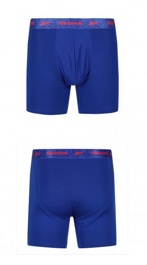Pánské boxerky Reebok F8312 Gatun A'3 modrá