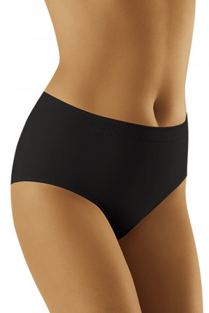Stahovací kalhotky Texa black - WOLBAR černá