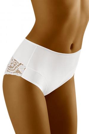 Stahovací kalhotky Misteria white - WOLBAR bílá