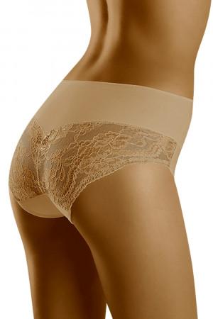 Stahovací kalhotky Misteria beige - WOLBAR béžová