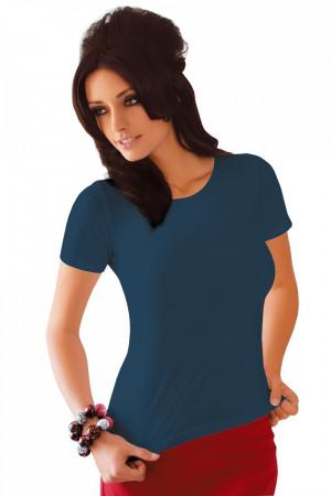 Dámské tričko Carla indygo plus - BABELL indygo 3XL