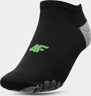 Pánské ponožky 4F SOM201 zelené canary green solid 39-42