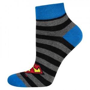 Pánské ponožky SOXO SUPERMAN - Logo