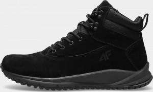 Pánské městské boty 4F OBMH206 černé černá