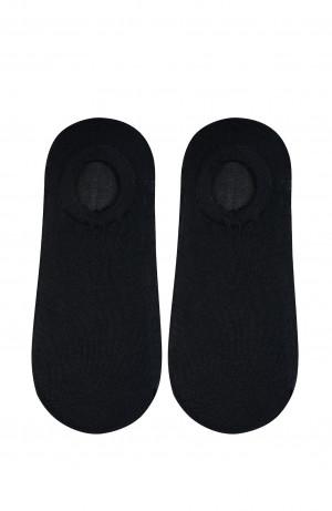 Pánské ponožky mokasínky Soxo 3158 černá 40-45