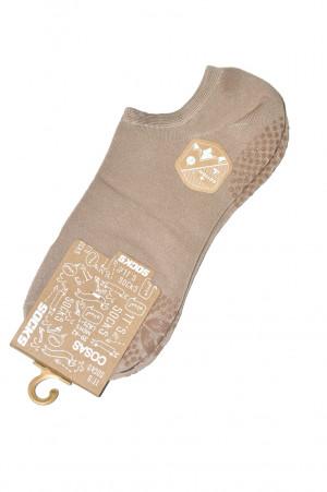 Pánské ponožky Ulpio Cosas LB-25/3 ABS  bílá 39-42