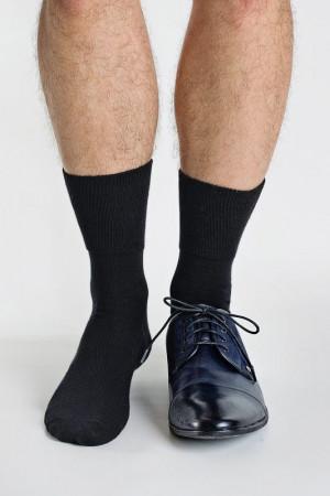 Pánské ponožky Purista Antibakteriální - Regina Socks bílá 38-41