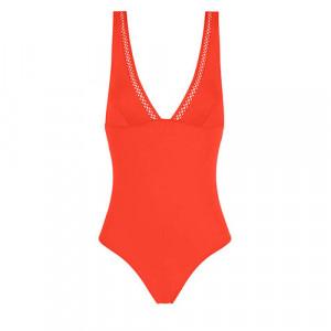 WIRELESS ONE-PIECE 1BWB10 Amalfi Orange(330) - Simone Perele Amalfi Orange 1