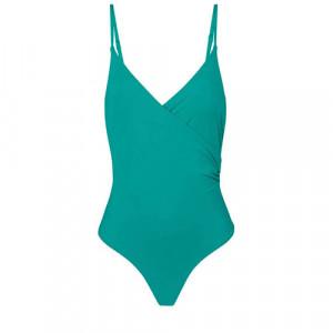 WIRELESS, PADDED ONE-PIECE 1BWB11 Sea Green(578) - Simone Perele Sea Green 1