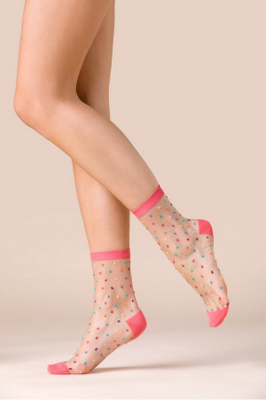 Dámské ponožky Gabriella 524 Gigi candy 35-38