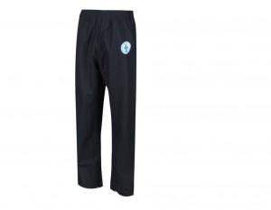 Pánské kalhoty do deště SBRMW016 StormflexJkt WOPR - Regatta  tmavě modrá