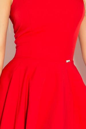 Dámské šaty 114-3 - NUMOCO červená