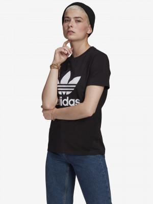 Adicolor Classics Trefoil Triko adidas Originals Černá