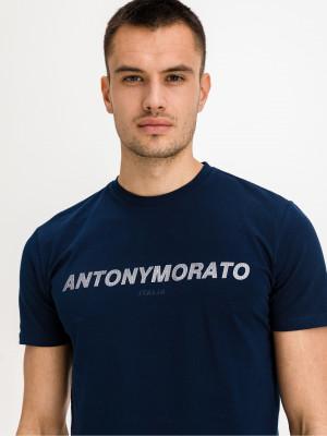 Triko Antony Morato Modrá