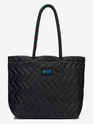 Shopper taška Converse Černá