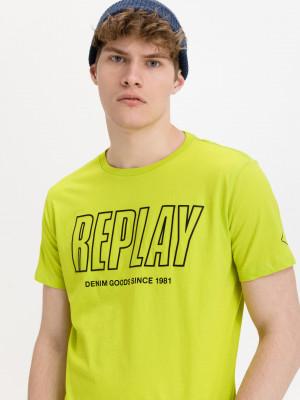 Triko Replay Žlutá