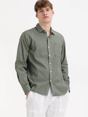 Košile Replay Zelená