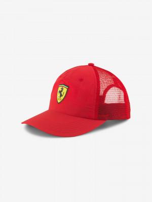 Ferrari Kšiltovka Puma Červená
