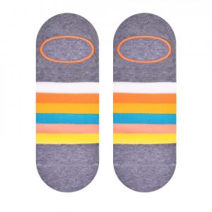Pánské ponožky MORE 098 šedá melanž 43/46