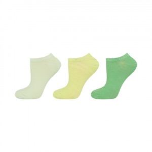 Zelené dámské ponožky SOXO - 3 Pack