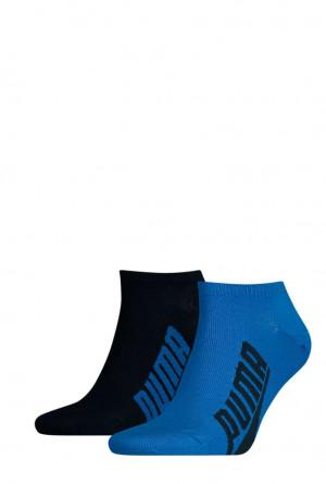 Unisex ponožky Puma 907949 Soft Cotton A'2 35-46 námořnická šedá 35-38