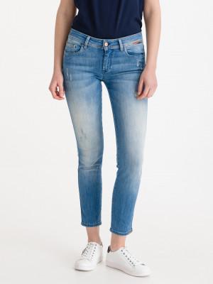 Colette Capri Jeans Salsa Jeans Modrá