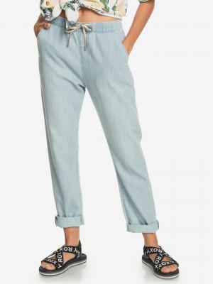 Slow Swell Beachy Jeans Roxy Modrá