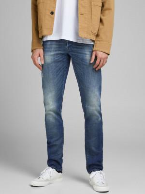 Glenn Rock Jeans Jack & Jones Modrá