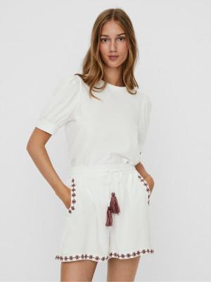 Kerry Triko Vero Moda Bílá