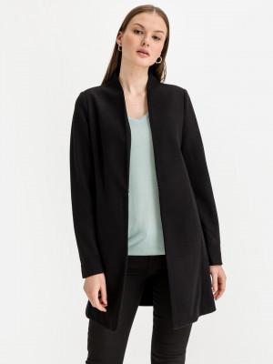 Dafnemie Kabát Vero Moda Černá