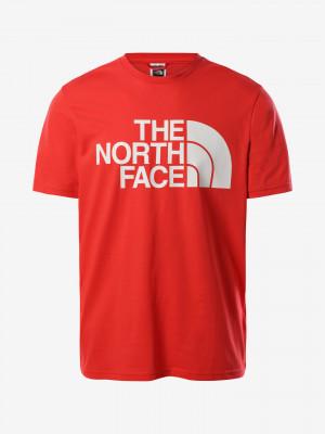 Standard Triko The North Face Červená