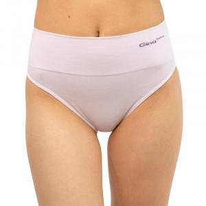 Dámské kalhotky Gina bílé (00035)