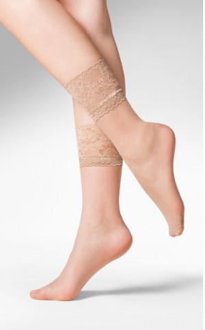 Dámské ponožky Gabriella 690 Kala béžová / ep.béžový Univerzální