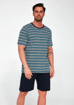 Pánské pyžamo Cornette 338/21 2XL Dle obrázku