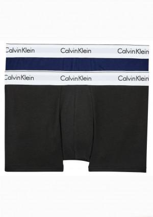 Pánské boxerky Calvin Klein NB1086 2PACK L Mix