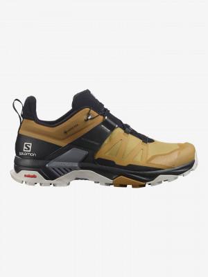 X Ultra 4 GTX Outdoor obuv Salomon Hnědá
