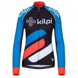 Dámský dres Rapita-w modrá - Kilpi černá-modrá-červená 36/S