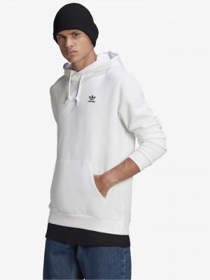 Essentials Mikina adidas Originals Bílá