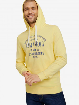 Mikina Tom Tailor Žlutá