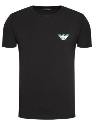 Pánské tričko 111556 1P525 00020 - Emporio Armani černá