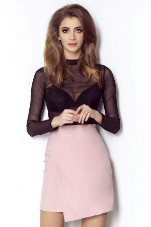 Dámská sukně Marry - IVON pudrovo-růžová S-36