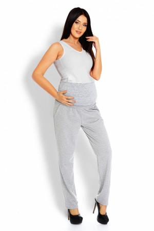 Dámské těhotenské kalhoty 1276 - PeeKaBoo béžová S/M