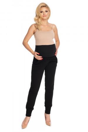 Dámské kalhoty 0173 - PeeKaBoo černá S/M
