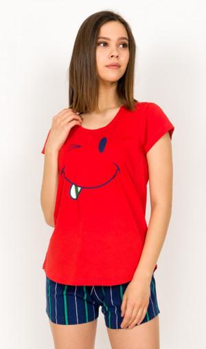 Dámské pyžamo šortky Eva - Vienetta