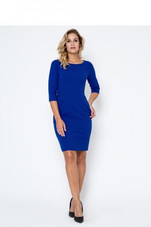 Dámské šaty 102760 - Bass královská modř