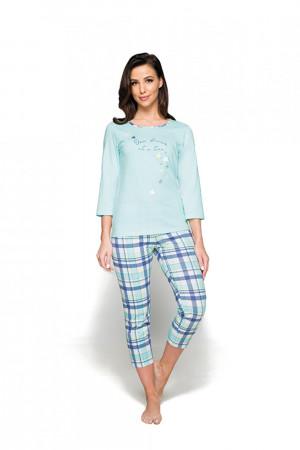 Dámské pyžamo 927 plus - REGINA růžová