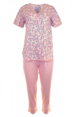 Dámské pyžamo 915 - REGINA růžová