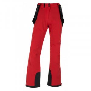 Dámské kalhoty Europa-w červená - Kilpi