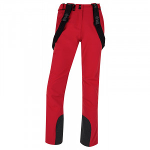 Dámské kalhoty Rhea-w červená - Kilpi