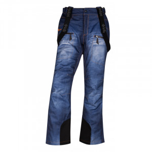 Dámské kalhoty Denimo-m modrá - Kilpi